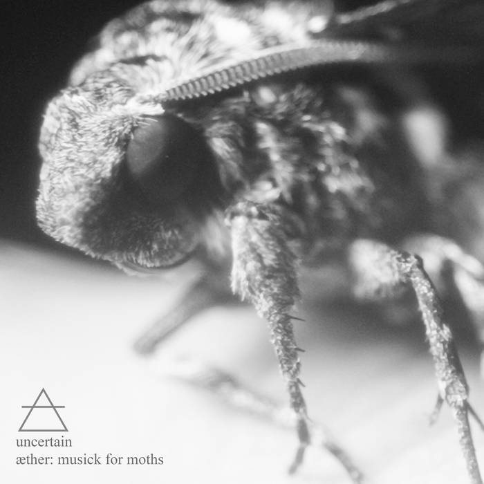 æther: musick for moths cover art