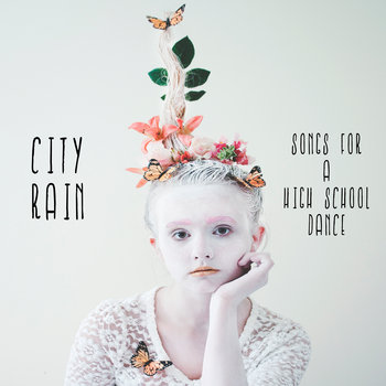 Songs For A High School Dance LP cover art