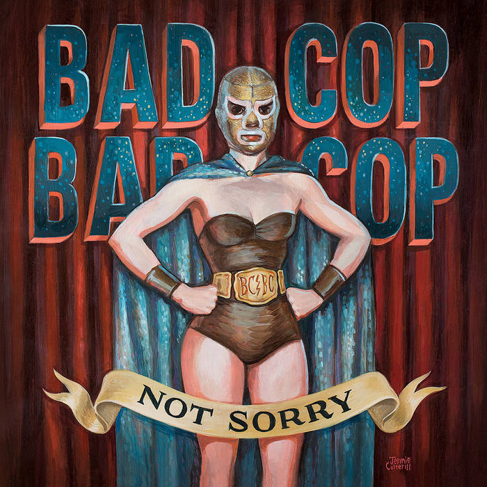 Not Sorry cover art