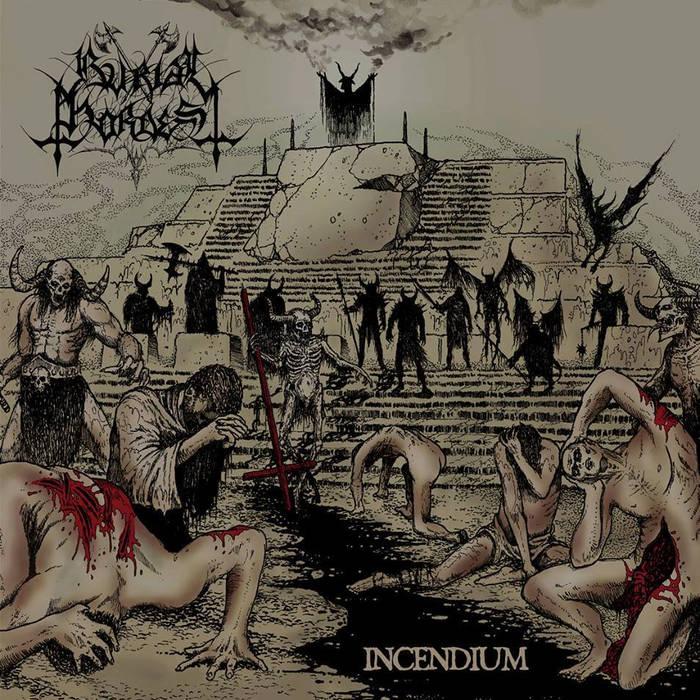 Incendium cover art