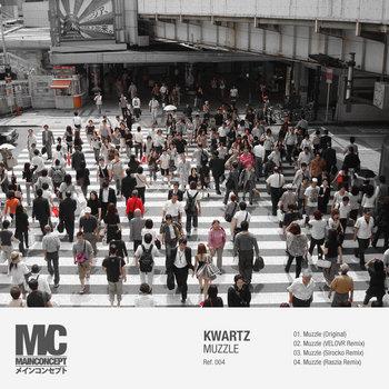 Muzzle cover art