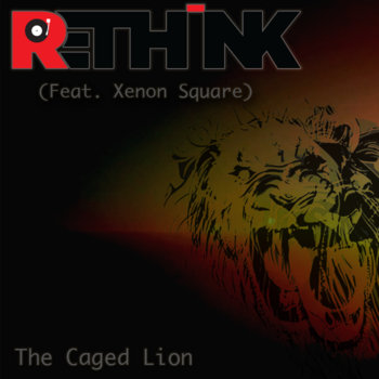 The Caged Lion (feat. Xenon Square) cover art