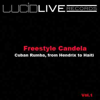 Freestyle Candela cover art