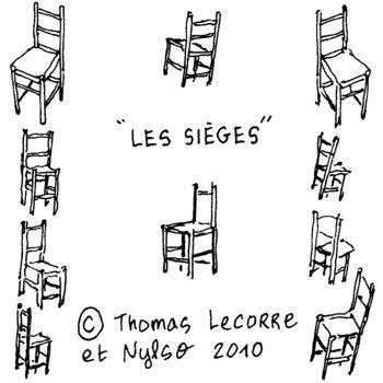 Les Sièges cover art