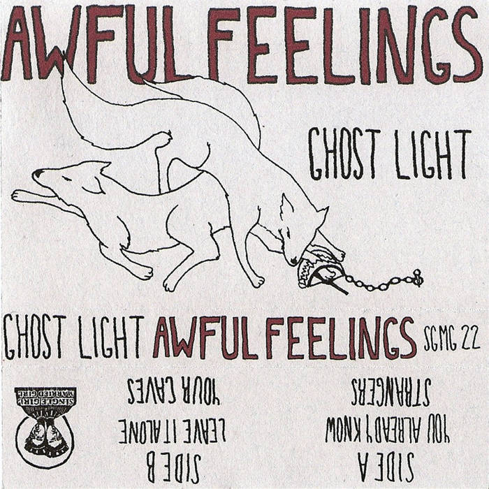 Awful Feelings cover art