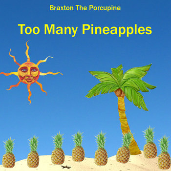Too Many Pineapples cover art