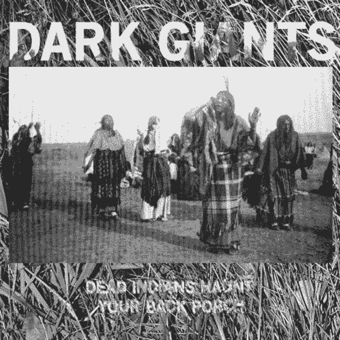 Dead Indians Haunt Your Back Porch cover art