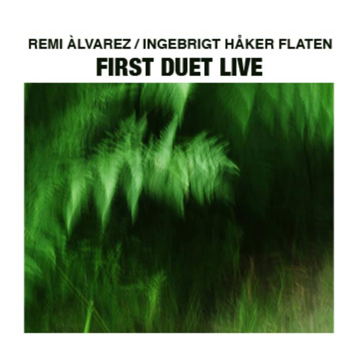 First Duet Live cover art