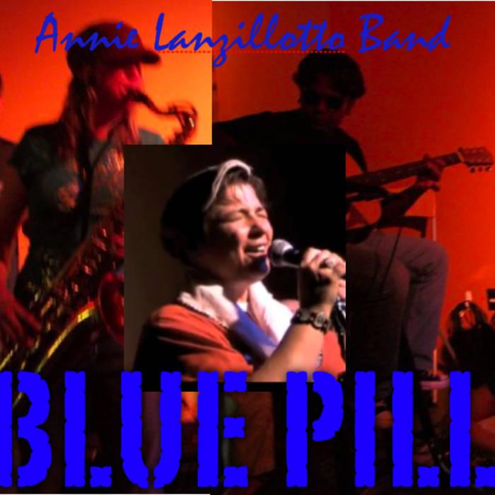 Blue Pill cover art