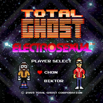 Electrosexual cover art