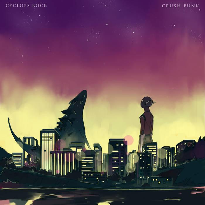 Crush Punk cover art