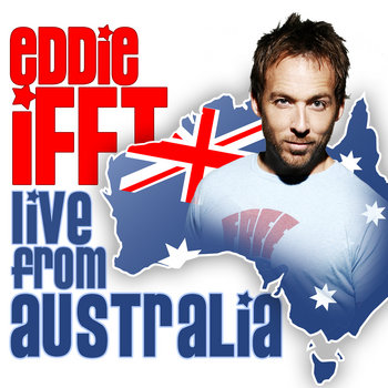 Live From Australia cover art