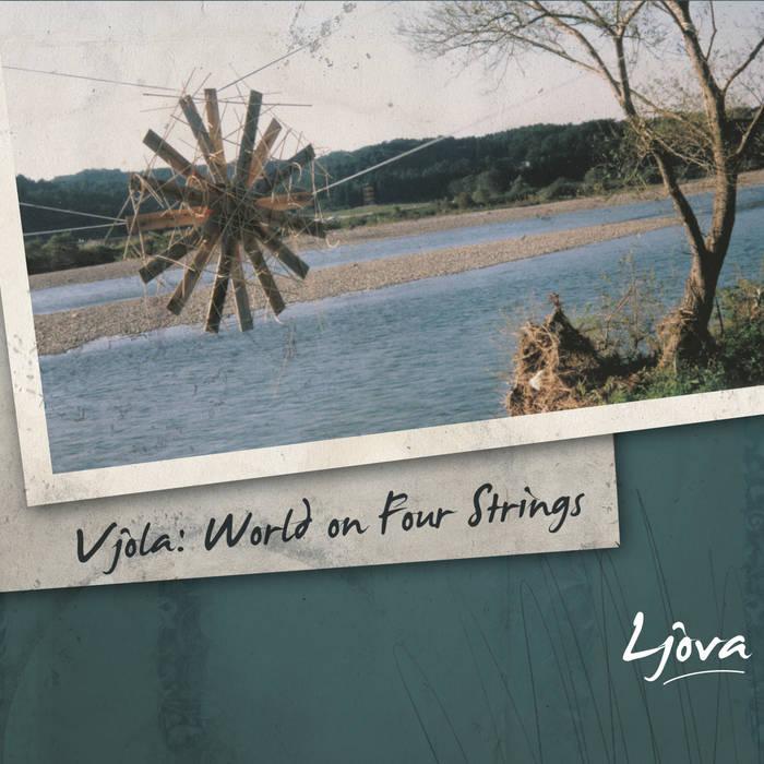 Vjola: World on Four Strings cover art