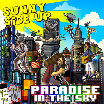 Paradise in the Sky cover art