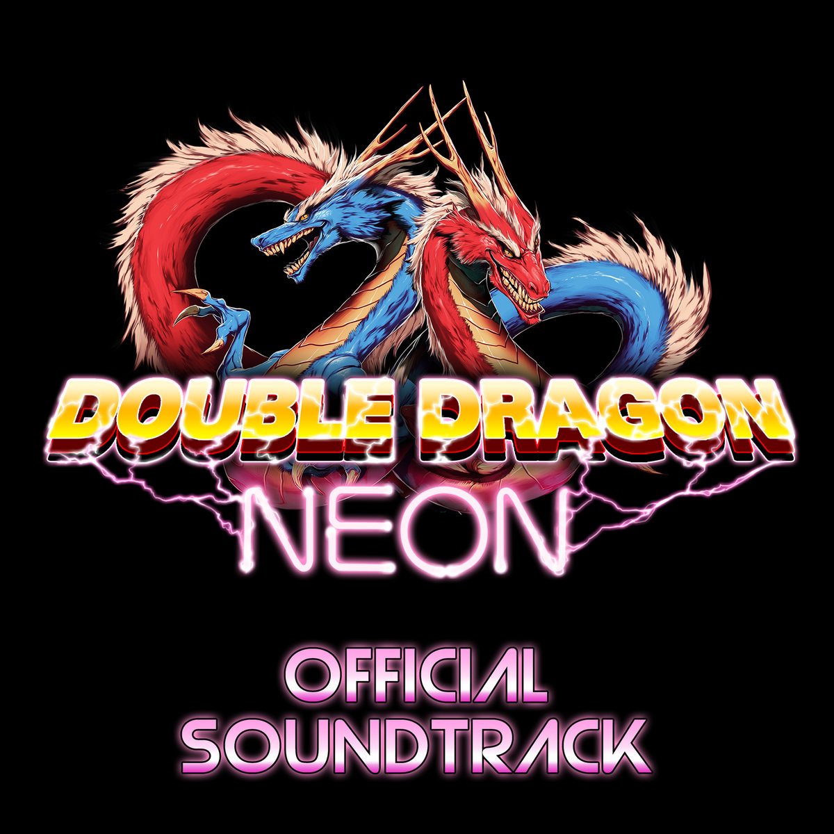 Double Dragon Neon cover art
