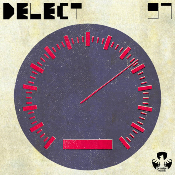 Delect - 97 EP cover art