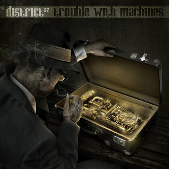 Trouble With Machines cover art