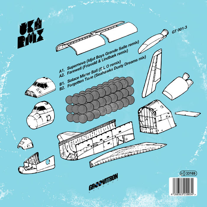 Supernova Remixes 2 cover art