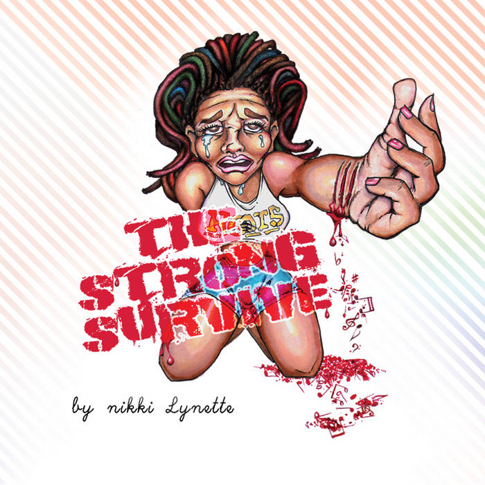 The Strong Survive (EP) cover art