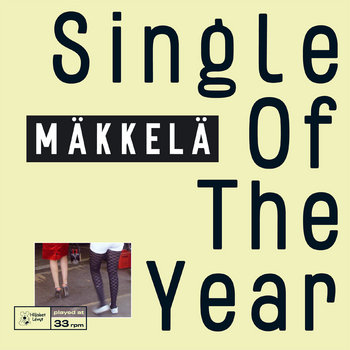 Single Of The Year (Finland only release) cover art