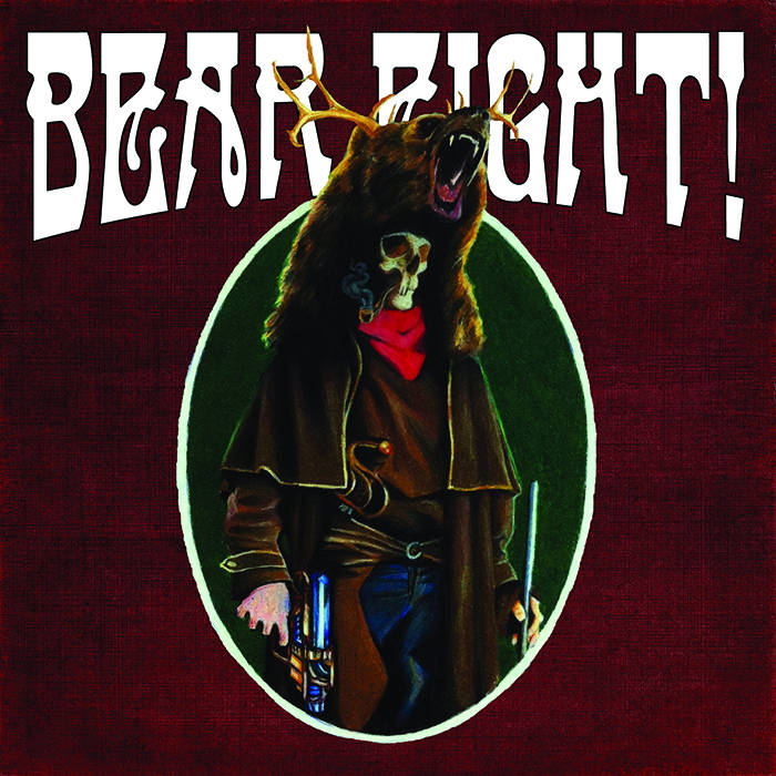 BEAR FIGHT! cover art