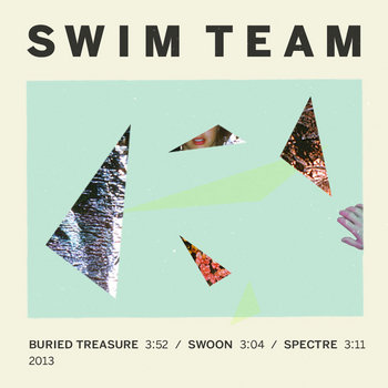 Swim Team EP cover art