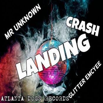 CRASH LANDING cover art