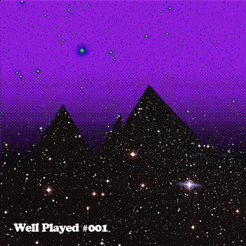 Well Played #001 cover art