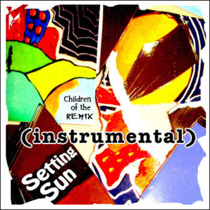 Children of the Remix (instrumental) cover art