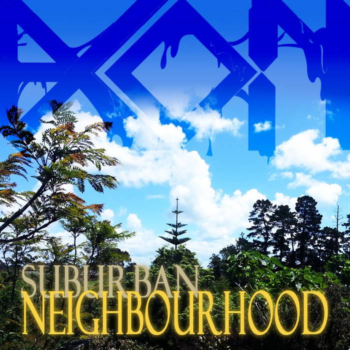 SUBURBAN NEIGHBOURHOOD cover art
