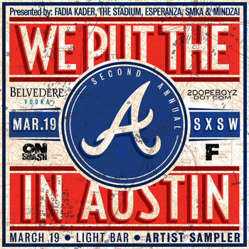 "We Put The ""A"" In Austin 2010 cover art"