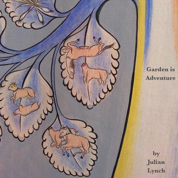 Garden is Adventure CDR cover art