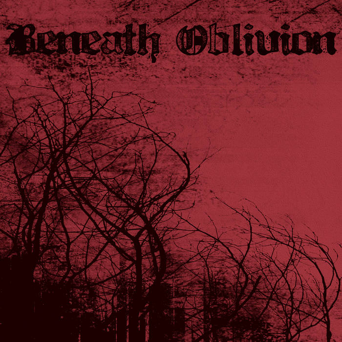 Beneath Oblivion ep cover art