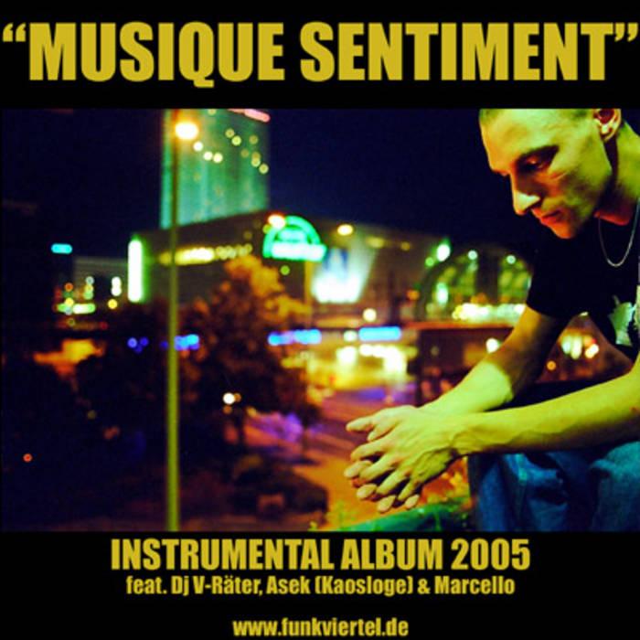 Musique Sentiment (2005) cover art