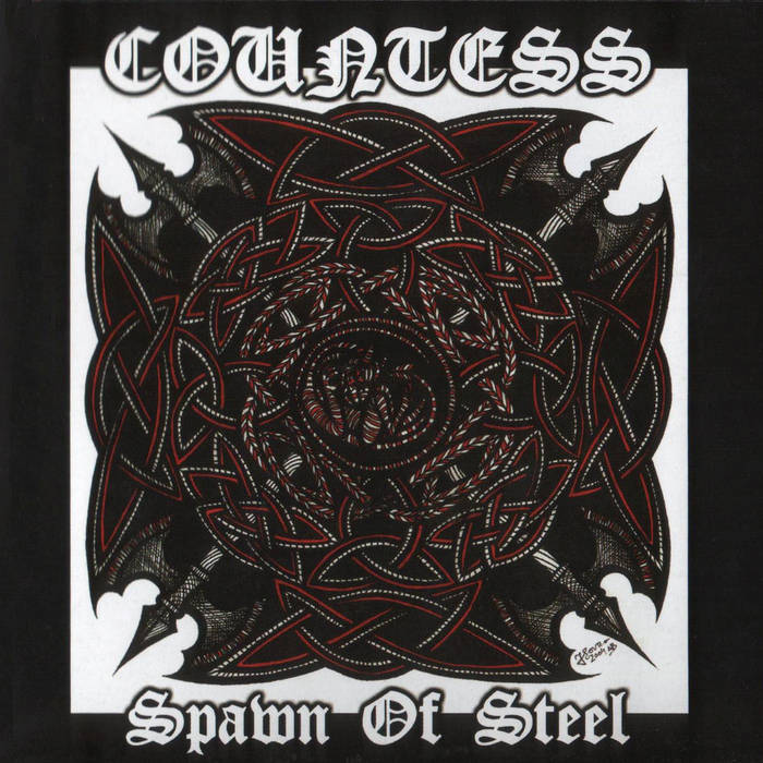Spawn Of Steel cover art