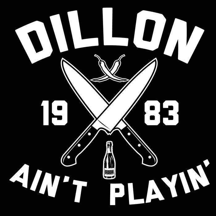 Dillon Ain't Playin' (EP) cover art