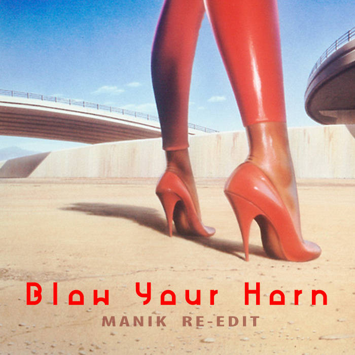 Blow your horn cover art