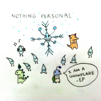 I Am a Snowflake cover art
