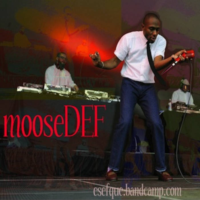 mooseDEF cover art