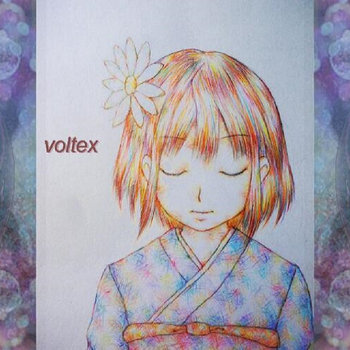 violet soap bubble cover art