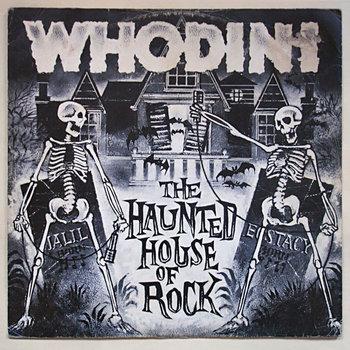 Whodini - Haunted House Of Rock (Alkalino Rework) cover art