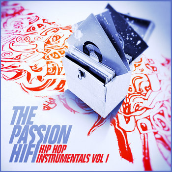 Hip Hop:Instrumentals Vol I cover art