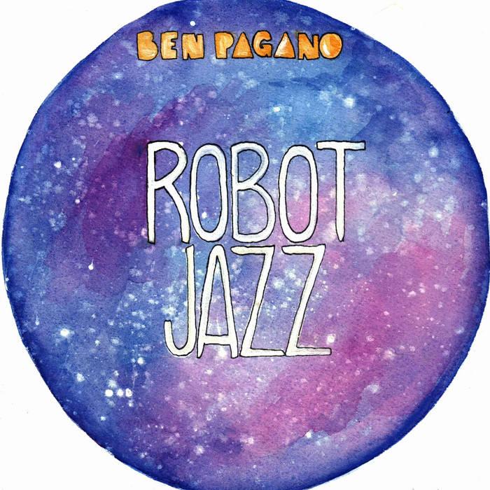 Robot Jazz cover art