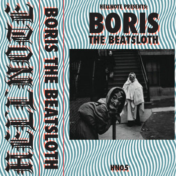 HELLNOTE PRESENTS: BORIS THE BEATSLOTH cover art