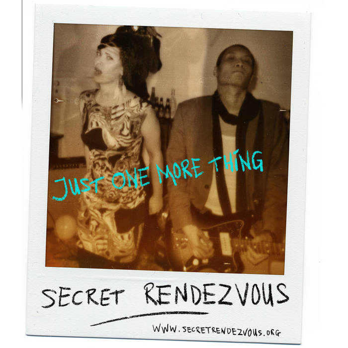 Just One More Thing (SR Remix) cover art
