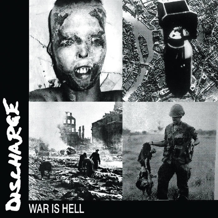 War Is Hell cover art