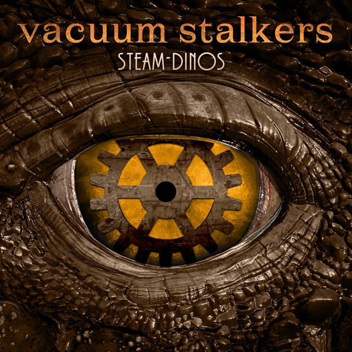 Steam-Dinos (1999-2000 Selected Works) cover art