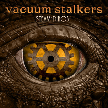 Steam-Dinos - 1999-2000 Selected Works cover art