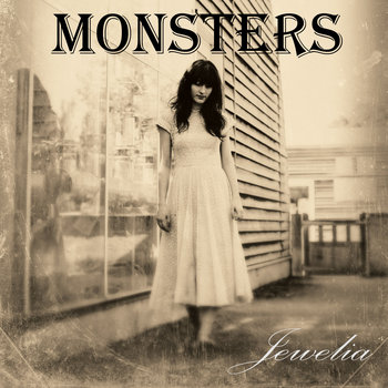 Monsters E.P cover art