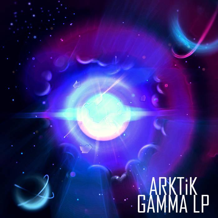 Gamma LP cover art